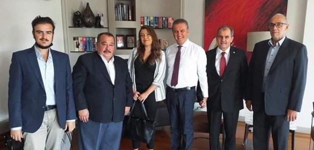 Türkiye Değişim Partisi Balıkesir binası açıldı