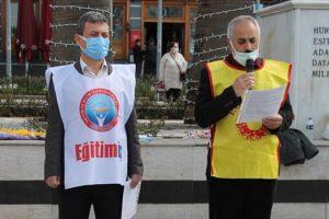 Korona vakalarının arttığı Bandırma'da eğitimciler kaygılı