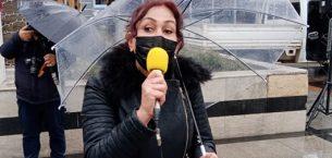 İstanbul Sözleşmesi'nden çekilme kararı Bandırma'da protesto edildi
