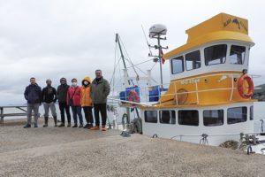 Yapay resif projesi 2'inci faz çalışmaları başladı