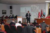 Başkan Tosun'un faaliyet raporu Meclis'ten geçti