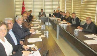 Erdek Belediye Meclisi mahkemelik oldu