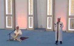 Çamlık Şehitler Camii Kadir Gecesi'nde hizmete alındı