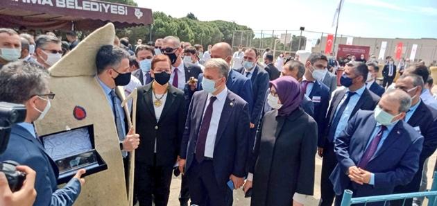 Bakan Pakdemirli Enstitüyü ziyaret etti