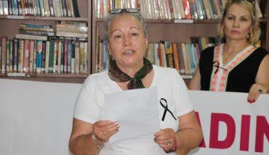 Kadınlar isyan etti: cinayetleri durduracağız
