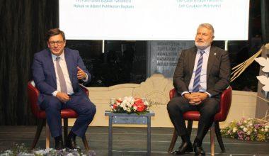 Bandırma'da güçlendirilmiş parlamenter sistem paneli yapıldı