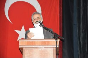 Bandırma'da 10 Ekim olayları anma töreni
